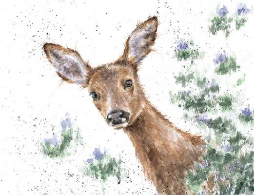 'Doe a Deer' Limited Print