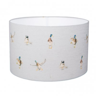 Large duck design lampshade