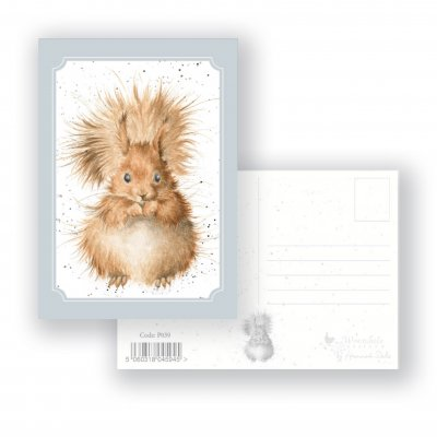 P039 'Redhead' Postcard