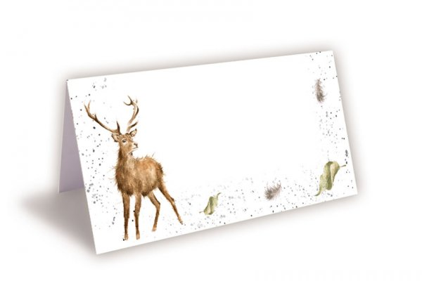 PL004 Stag Place Cards