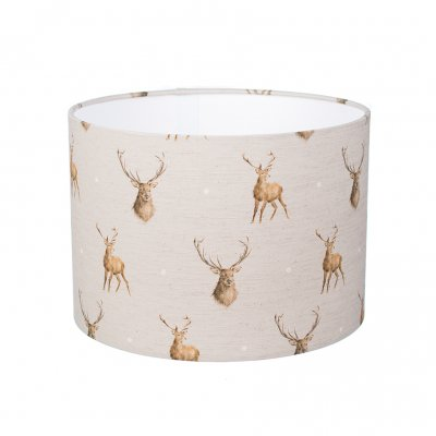 Small Stag Lampshade